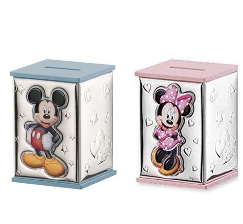 Mickey and Minnie Moneybox